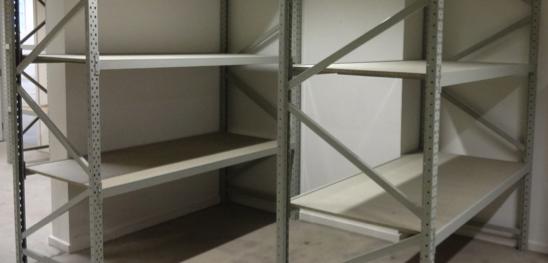 Widespan Shelving Storage Units