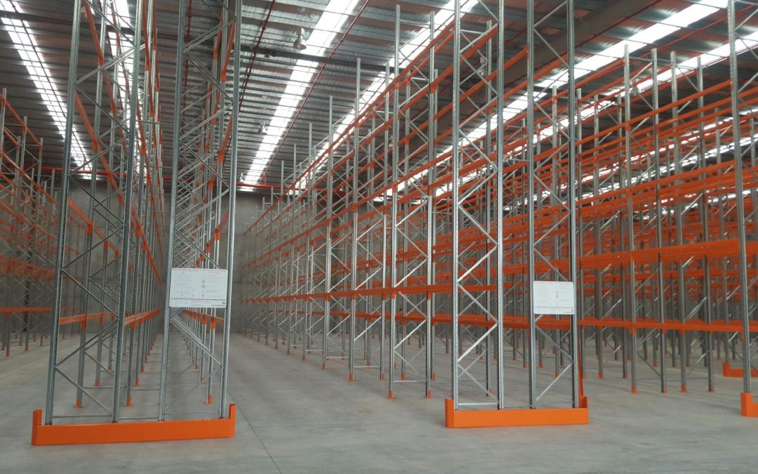 New Pallet Racking For Hayward Pool Products Australia