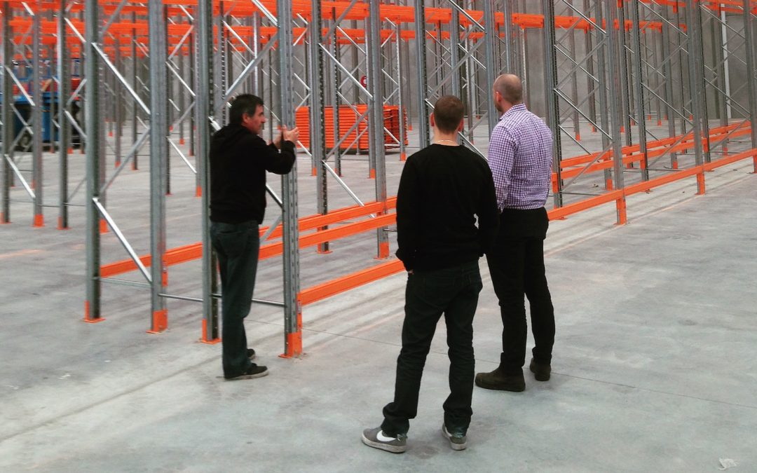What to consider when planning pallet racking
