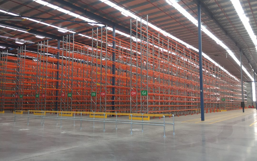 Case Study: Reece Sydney Distribution Centre