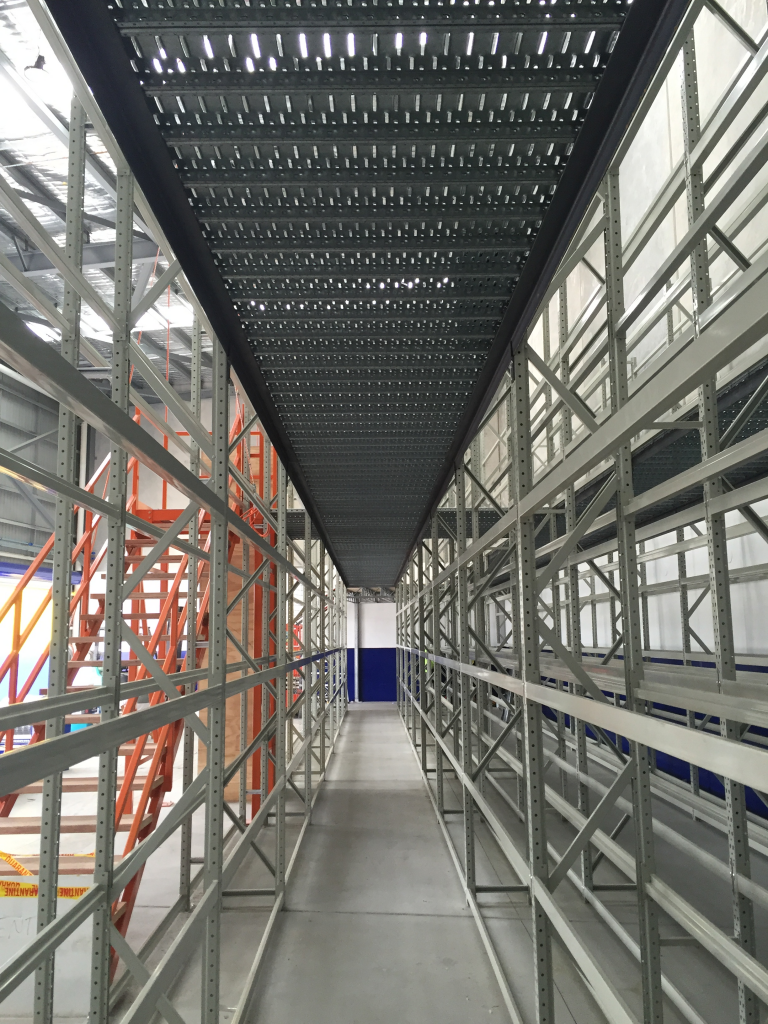 Benefits of raised storage areas