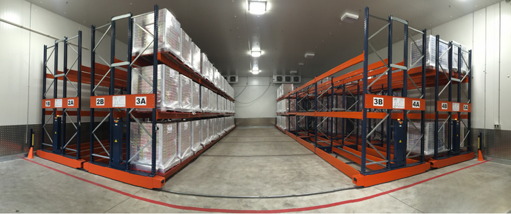 Case Study: New Cold Storage Facility