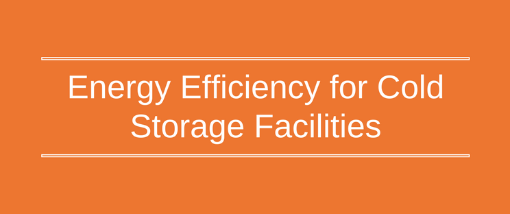 How to reduce the impact of rising electricity costs for cold storage facilities