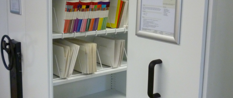 Which filing system will maximise my storage space?
